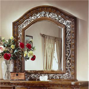 Flexsteel Wynwood Collection Cordoba Mirror