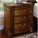 Flexsteel Wynwood Collection Cordoba Night Stand - Item Number: 163565