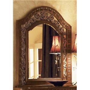 Flexsteel Wynwood Collection Granada Dresser Mirror