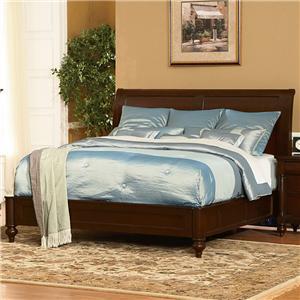 Flexsteel Wynwood Collection Harrison Queen Bed