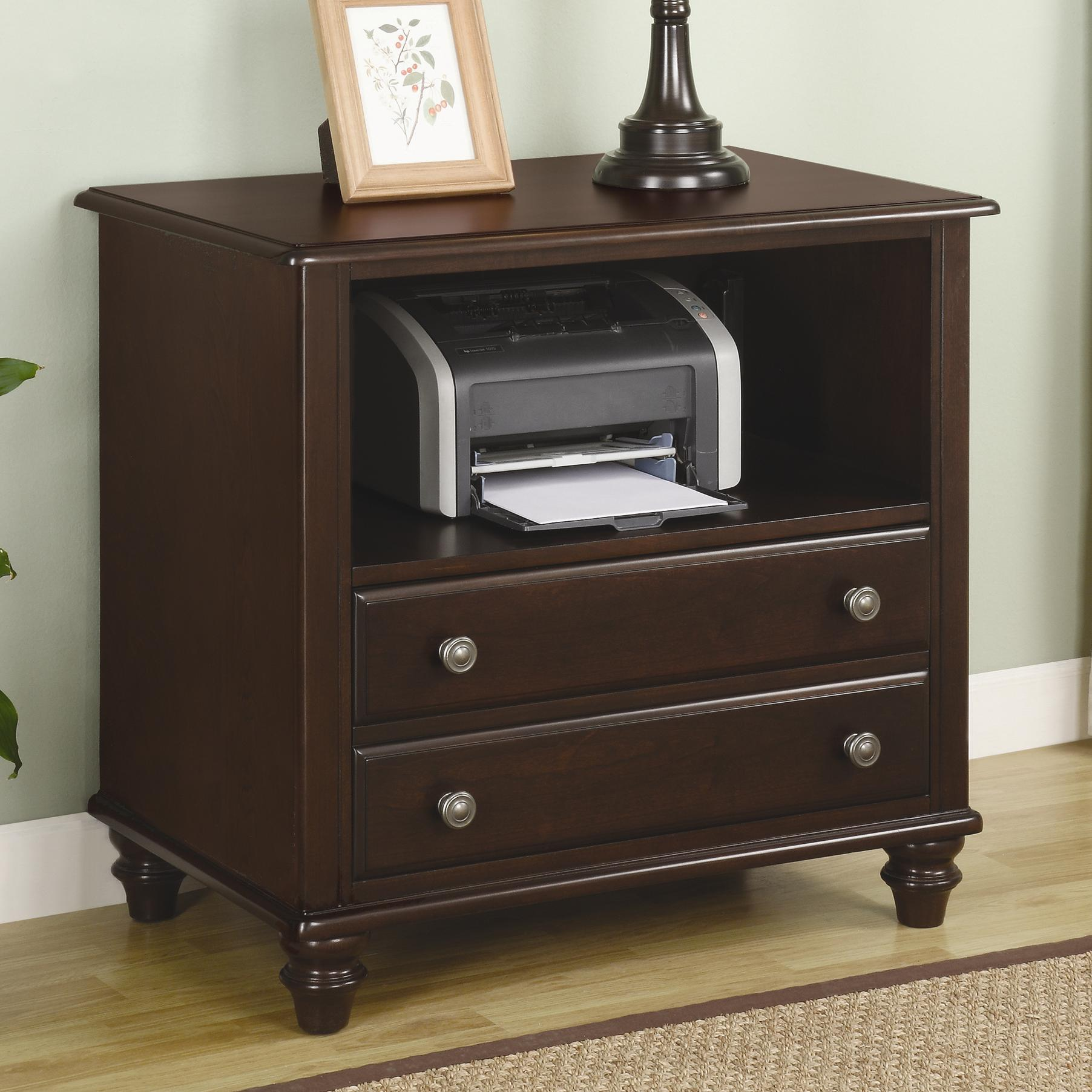 cabinet hammary treasures awesome filing cabinets by printers hidden drawer fresh of furniture elegant design printer