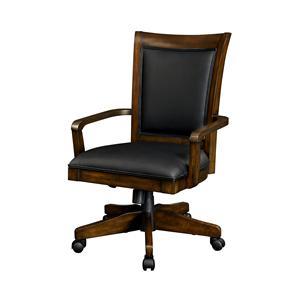 Flexsteel Wynwood Collection Office Chairs Soho Swivel Desk Chair