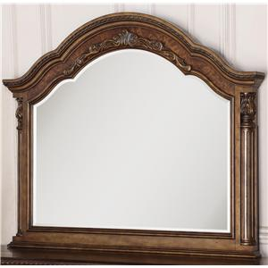 Flexsteel Wynwood Collection Talavera Mirror