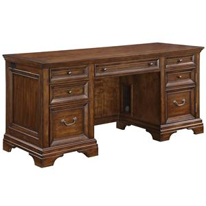 Flexsteel Wynwood Collection Woodlands Credenza