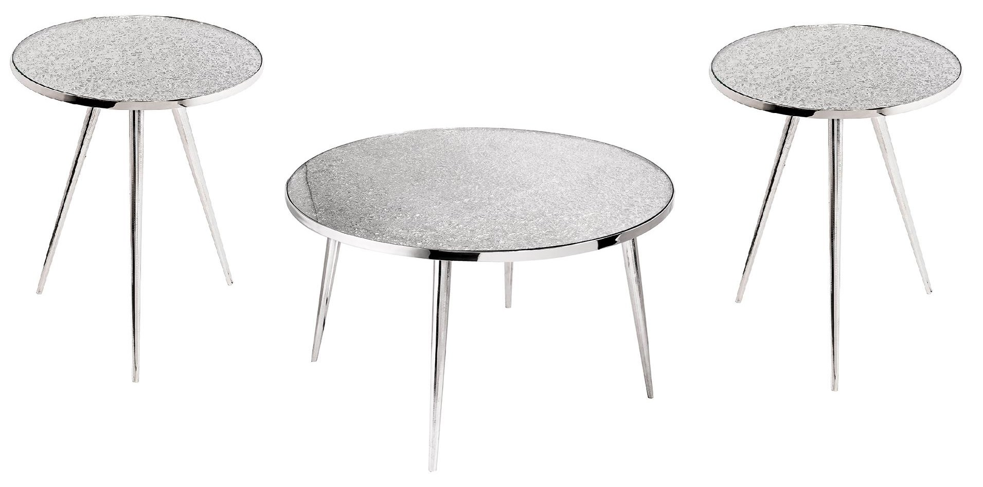 Aries Coffee Table & 2 End Tables at Bennett's Furniture and Mattresses