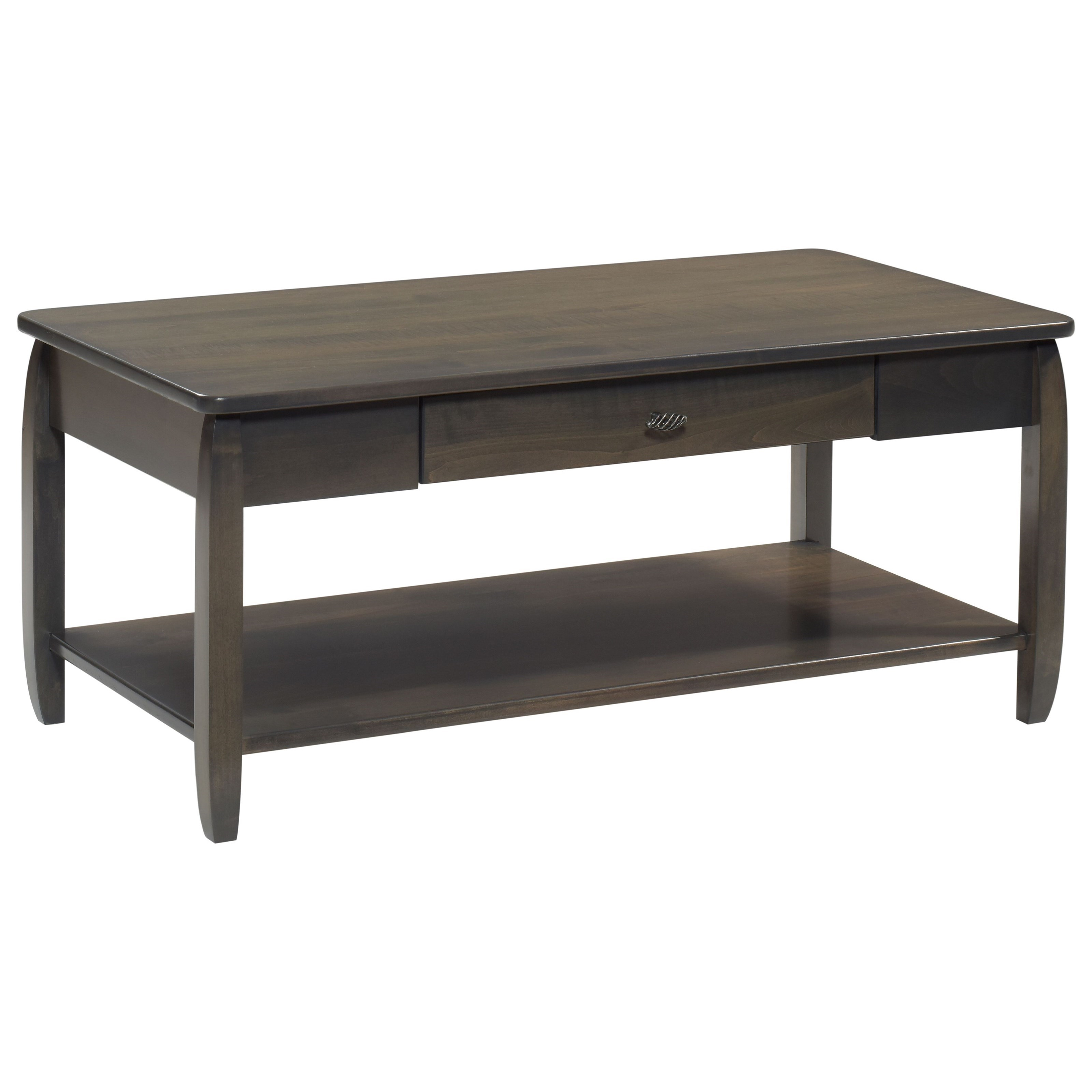 Apache Coffee Table by Y & T Woodcraft at Saugerties Furniture Mart