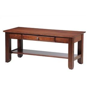 Y & T Woodcraft Arlington Coffee Table