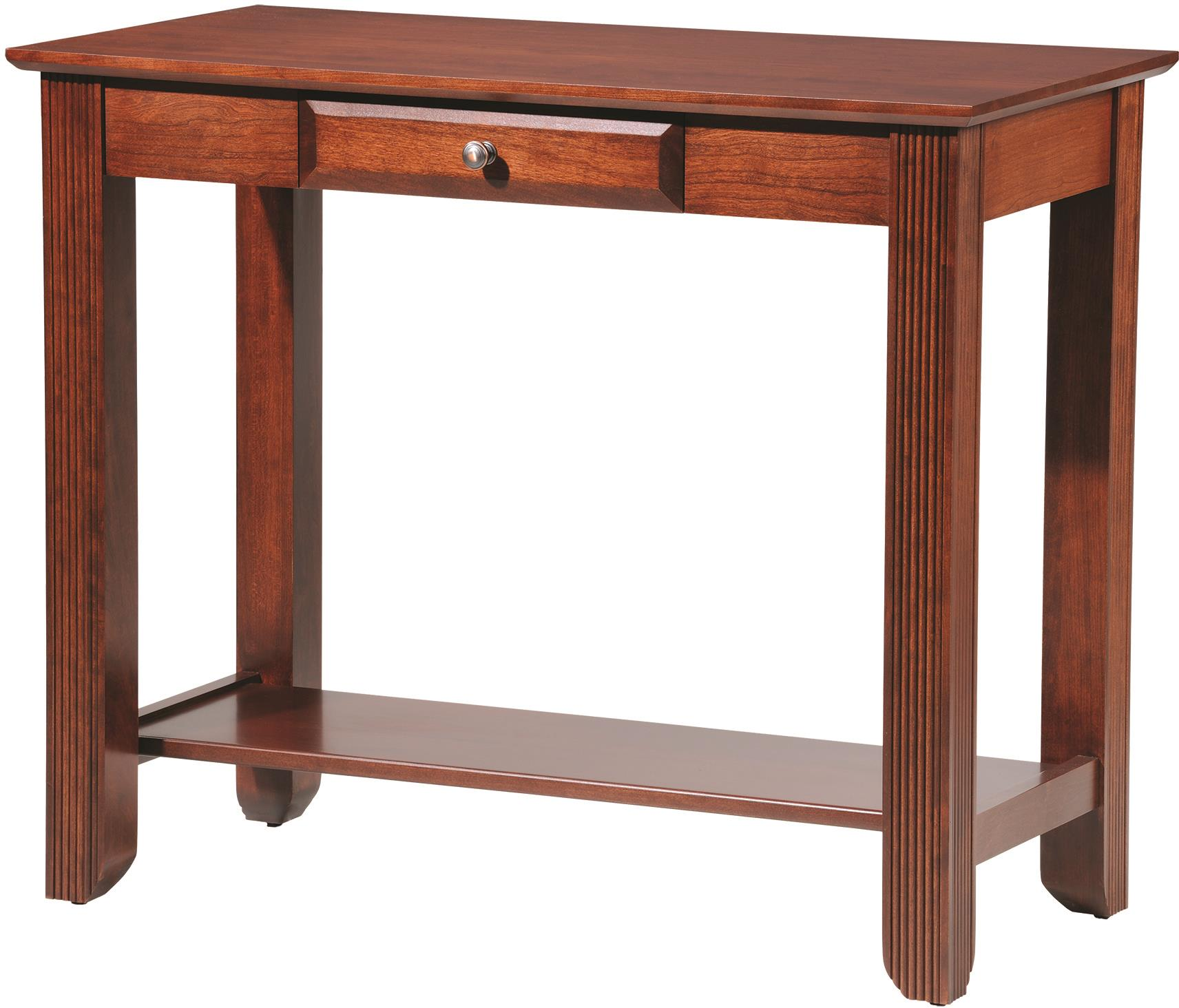 Arlington Sofa Table by Y & T Woodcraft at Saugerties Furniture Mart