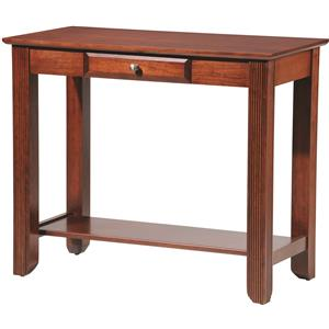 Y & T Woodcraft Arlington Sofa Table