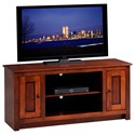 "Y & T Woodcraft Express 52"" TV Stand - Item Number: 1181"