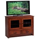 """Y & T Woodcraft Express 45"""" TV Stand - Item Number: 1186"""