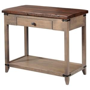 Y & T Woodcraft Frontier Sofa Table