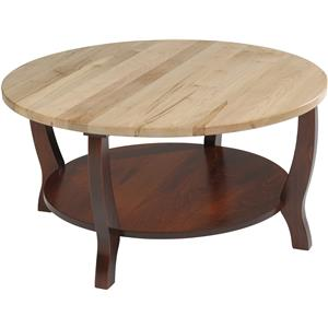 Y & T Woodcraft New Port Coffee Table