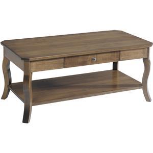 Y & T Woodcraft Sundance Coffee Table