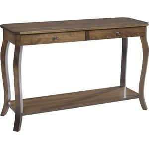 Y & T Woodcraft Sundance Hall Table