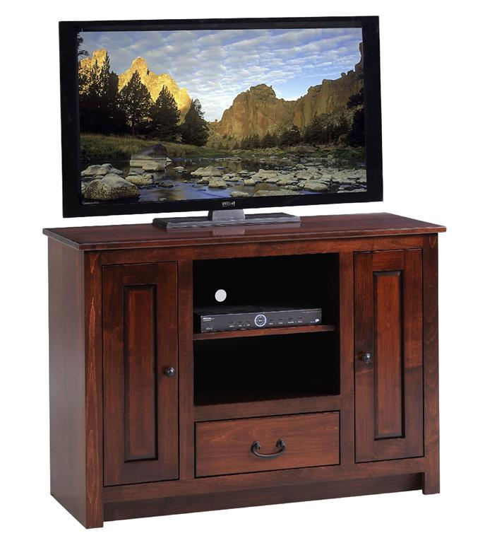 """Amish Solid Wood 45"""" TV Console"""