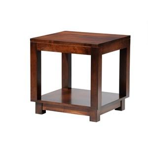 Y & T Woodcraft Urban End Table