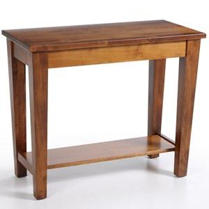 Y & T Woodcraft Urban Shaker Sofa Table