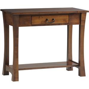 Y & T Woodcraft Woodbury Sofa Table