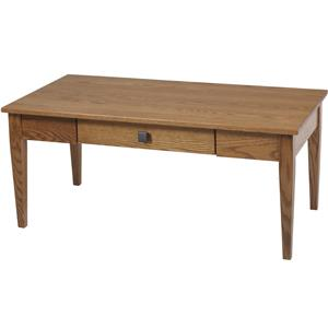 Y & T Woodcraft Woodland Shaker Coffee Table