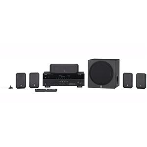 Yamaha Home Theater in a Box Systems 5.1 Channel Home Theater in a Box System