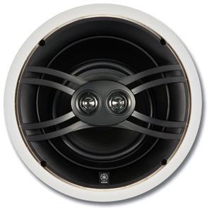 Yamaha In-Wall and In-Ceiling Speakers 3-Way In-Ceiling Speaker (Pair)