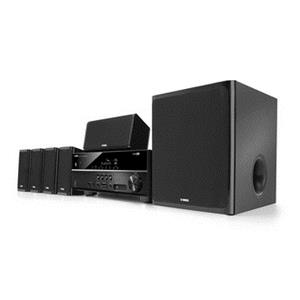Yamaha Subwoofers 5.1 Channel Home Theater in a Box System