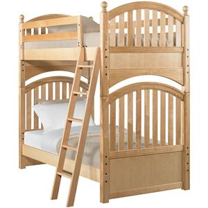 Young America All Seasons Full Bunk Bed