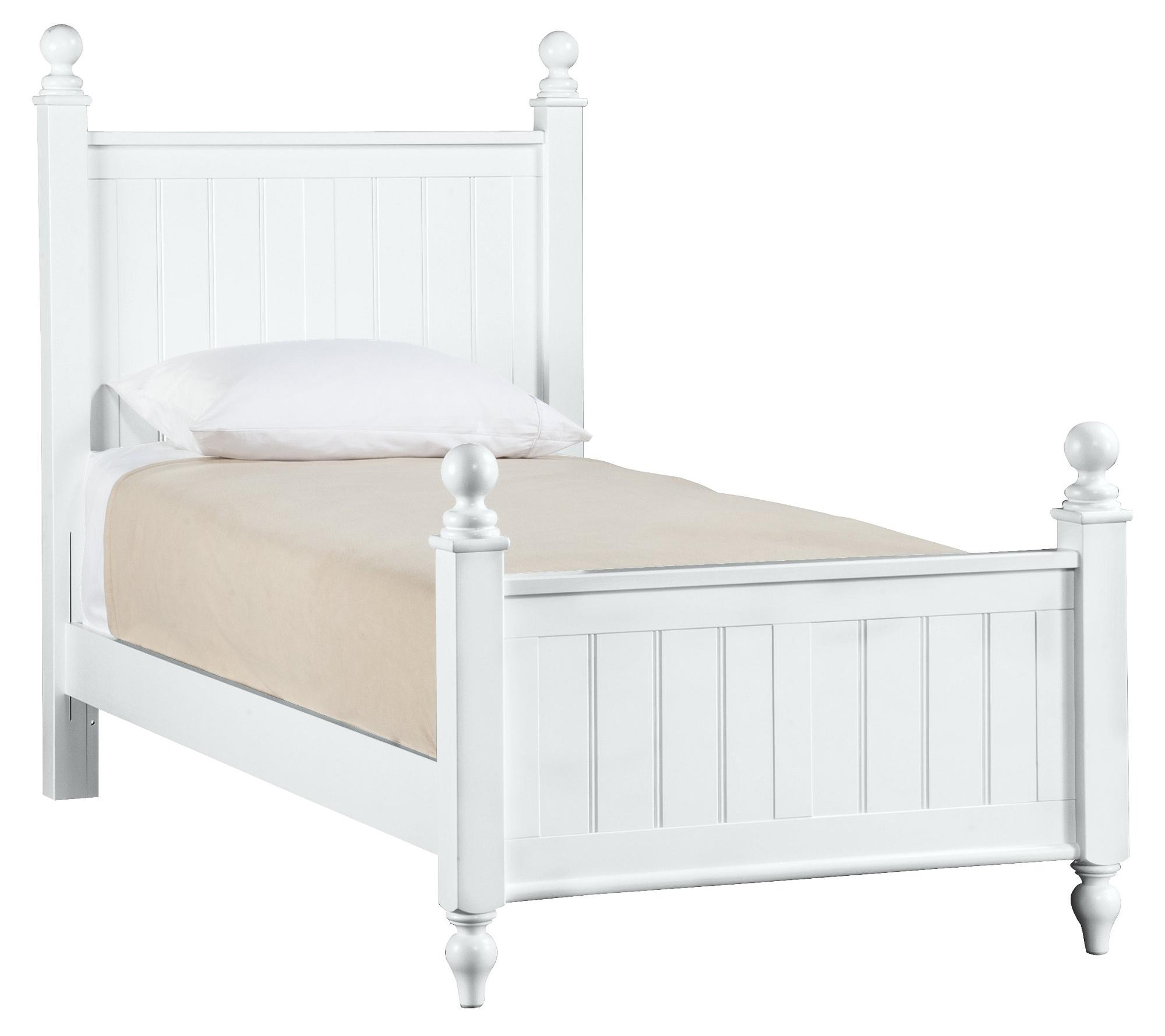 young america myhaven twin cottage bed ahfa headboard rh catalog findyourfurniture com cottage twin loft bed white twin cottage bed