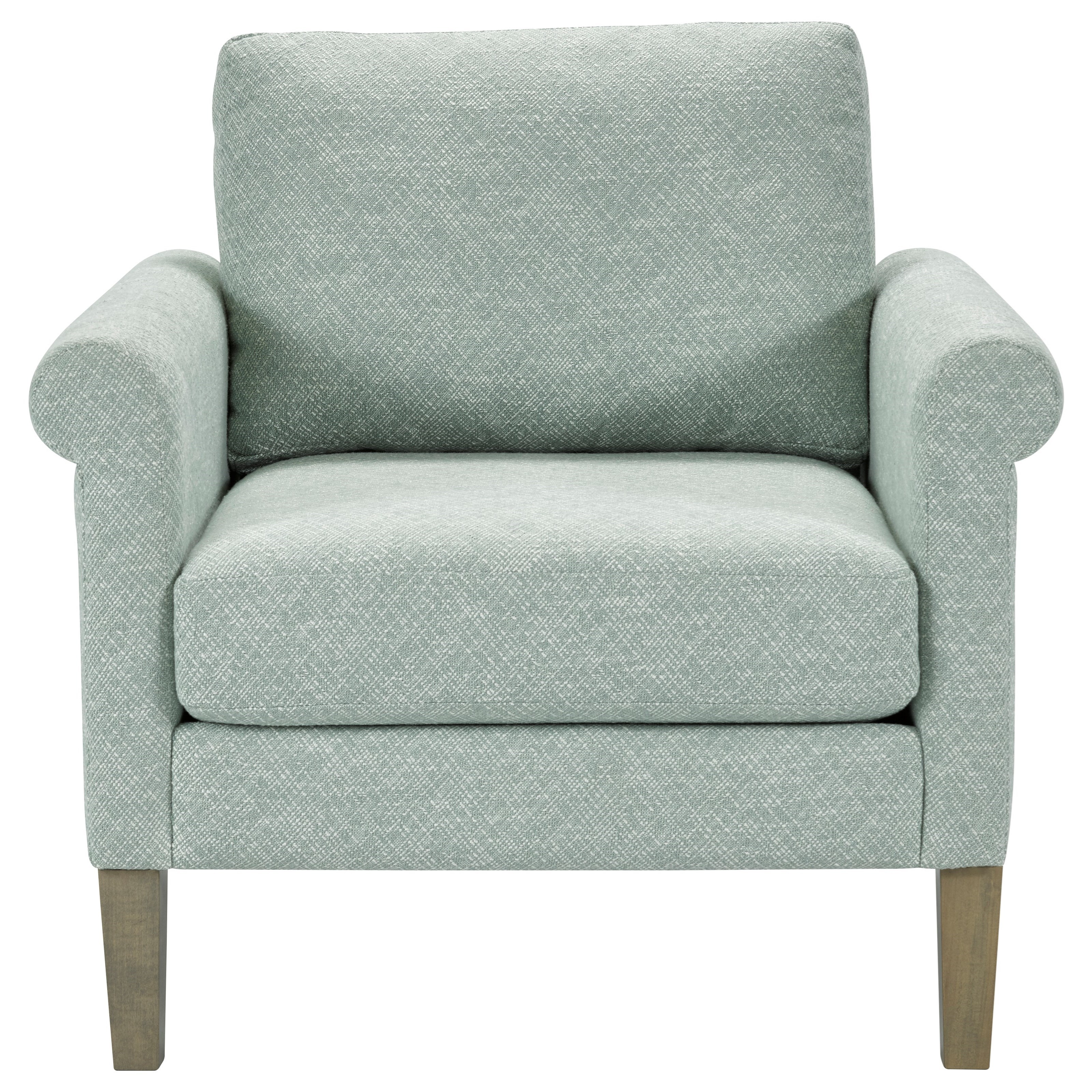 Monday Roll Arm Chair