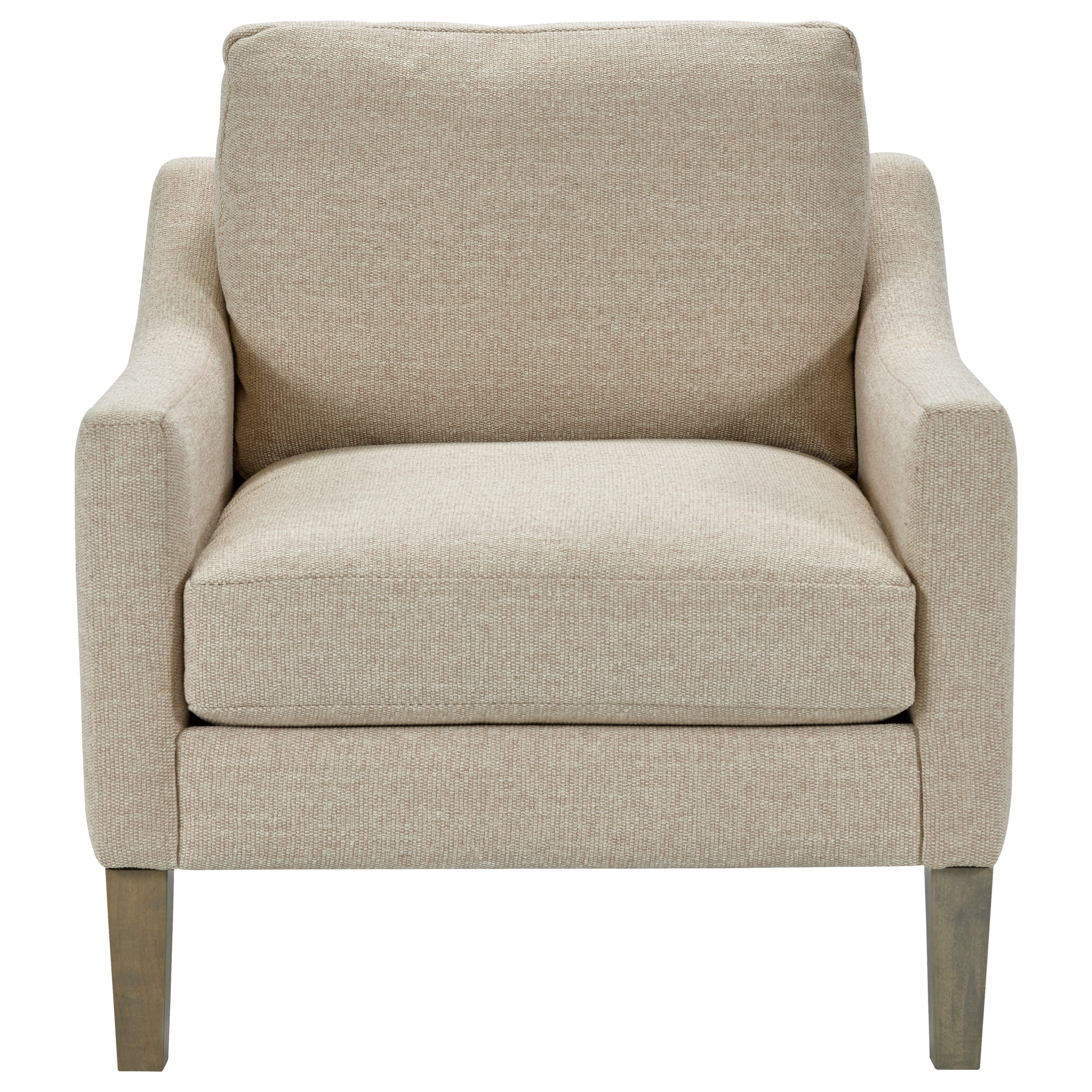 Saturday Up-Slope Arm Chair