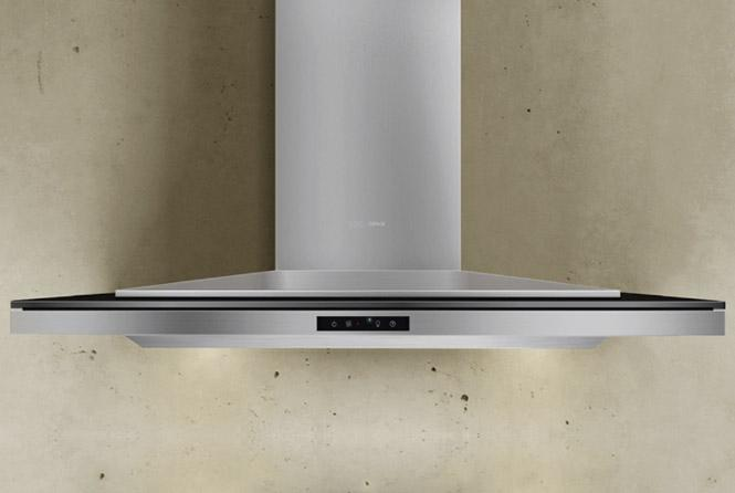"""Arc Collection 42"""" Wall-Mounted Range Hood by Zephyr at Furniture and ApplianceMart"""
