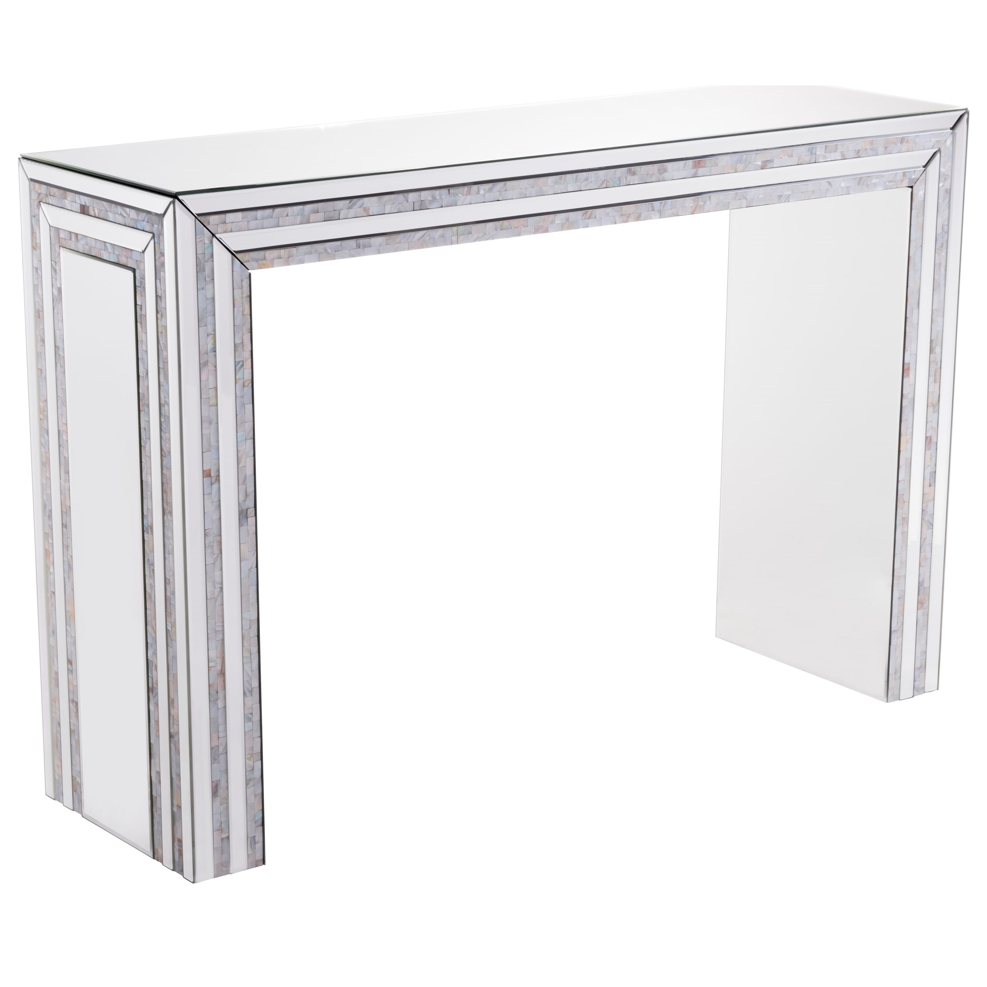Zuo Accent Tables Mop Console Table - Item Number: A10417