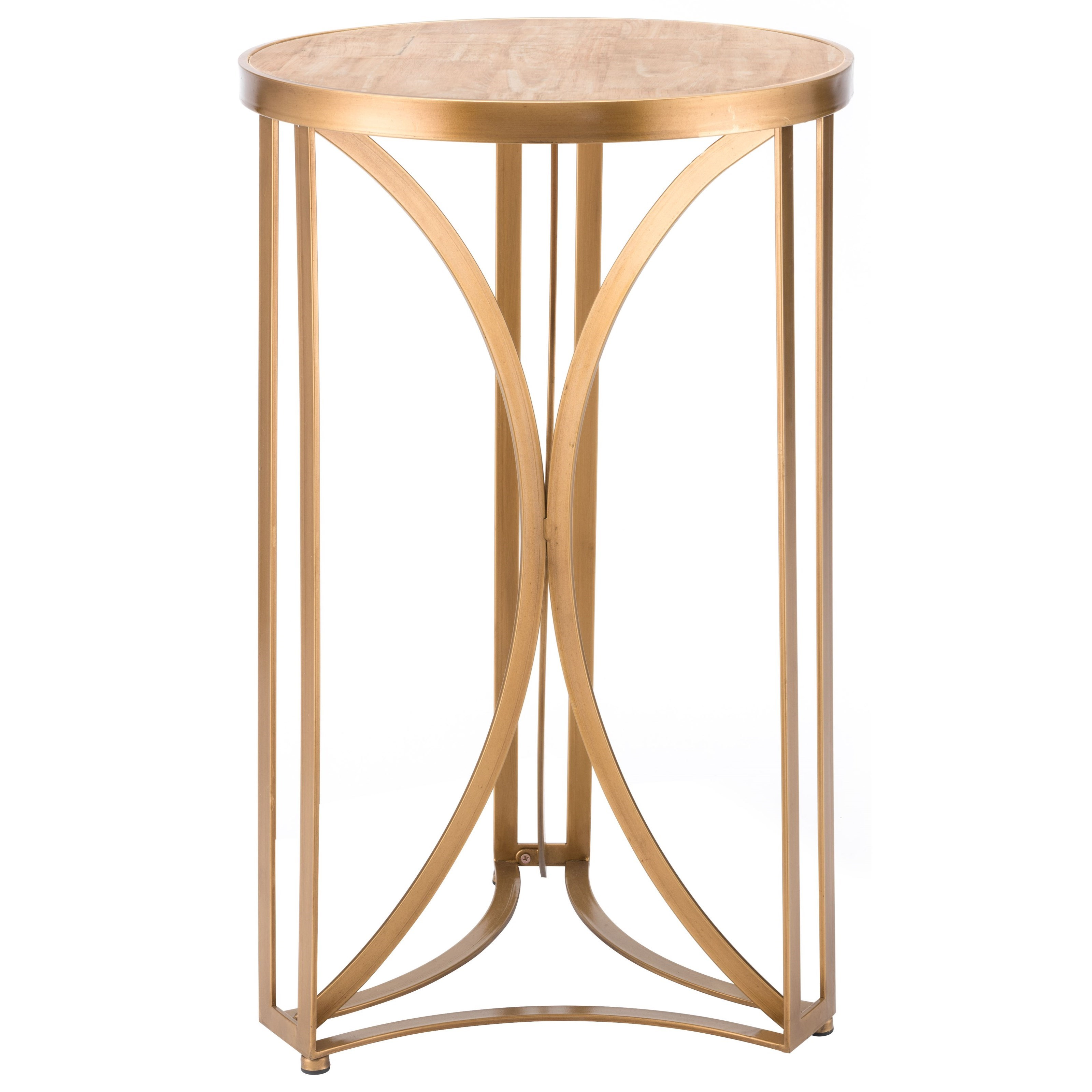 Zuo Accent Tables Spinner Table Large - Item Number: A10573