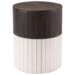 Wooden Round Garden Seat
