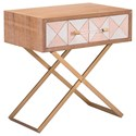 Zuo Accent Tables Mod End Table - Item Number: A10621