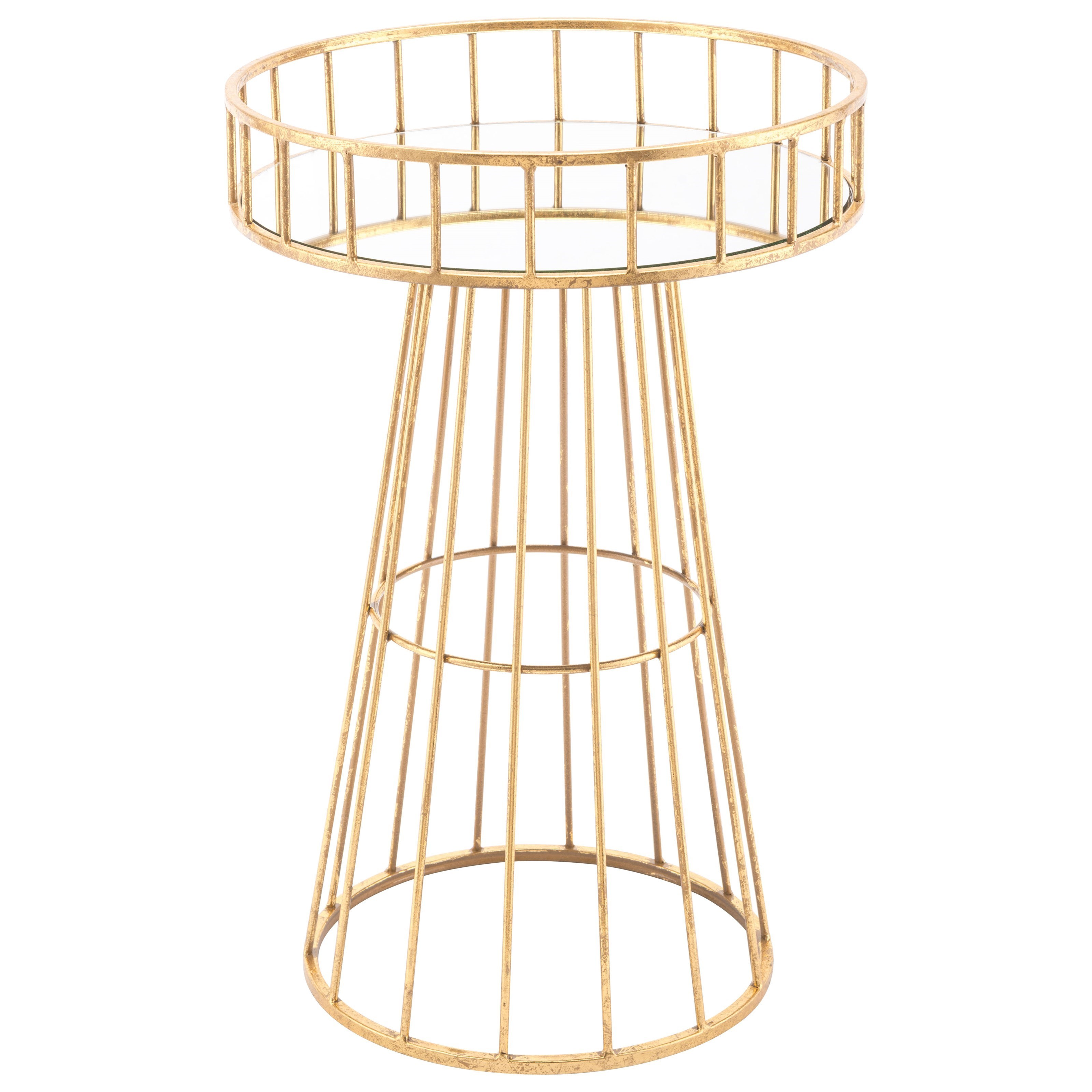 Metal Round Table Small