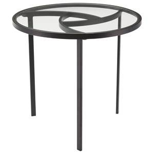 Asterisk End Table