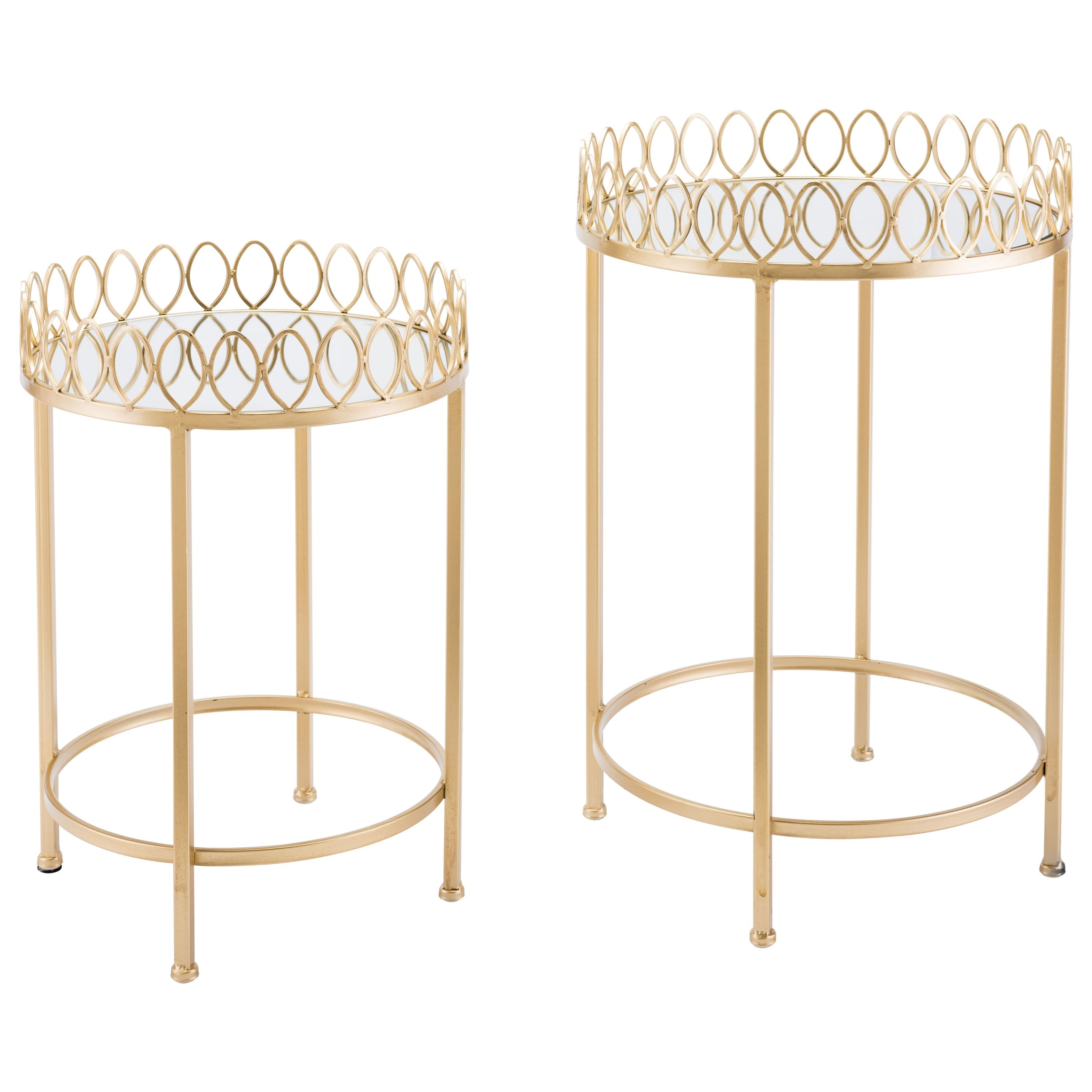 Accent Tables Set of 2 Tray Tables by Zuo at Nassau Furniture and Mattress