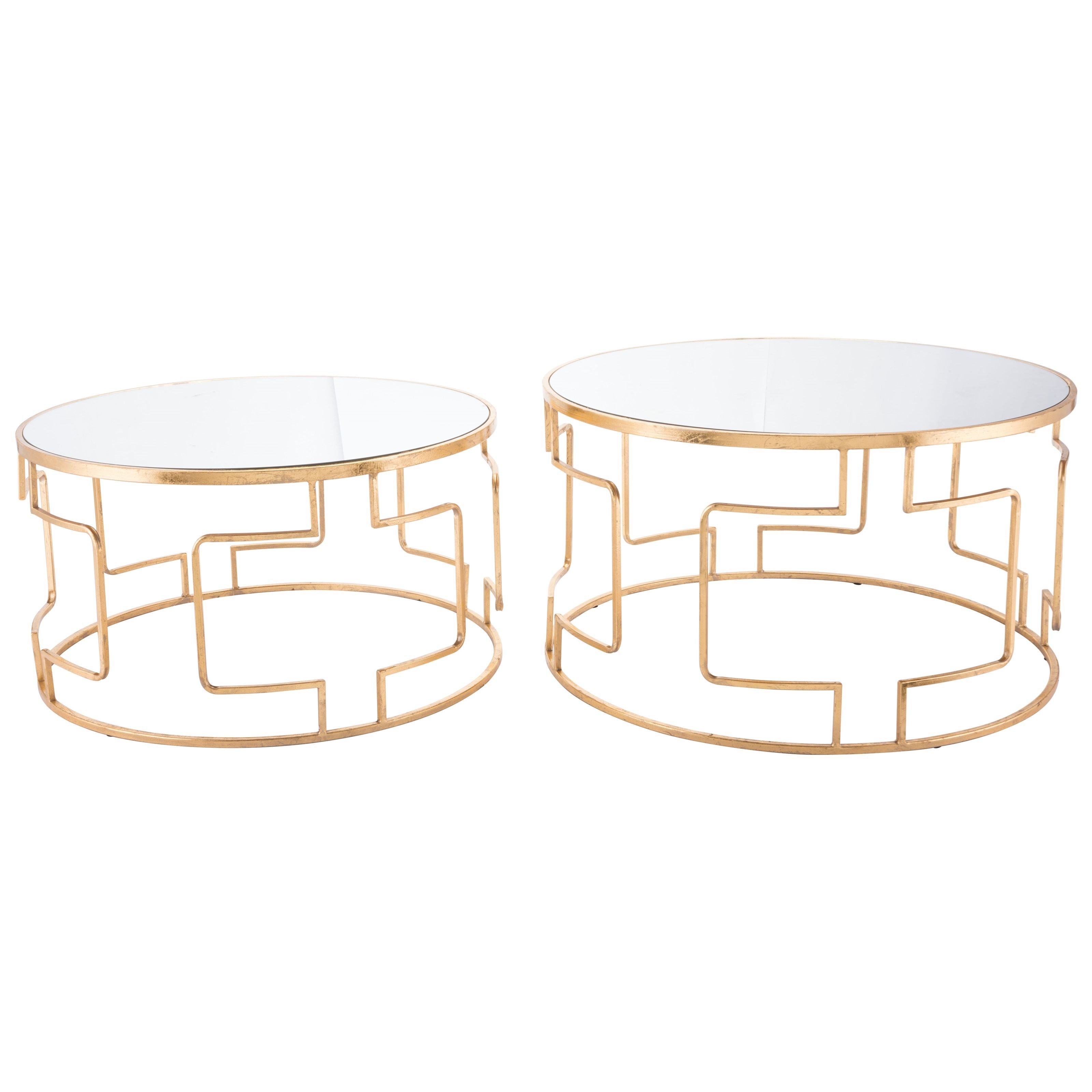 Zuo Accent Tables King Set of 2 Tables - Item Number: A10786