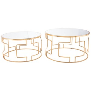 King Set of 2 Tables