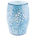 Zuo Accent Tables Flower Garden Seat - Item Number: A11088