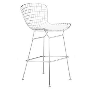 Zuo Bar Wire Bar Chair