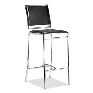 Zuo Bar Set of 2 Soar Bar Chairs