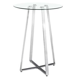 Zuo Bar Lemon Drop Bar Table