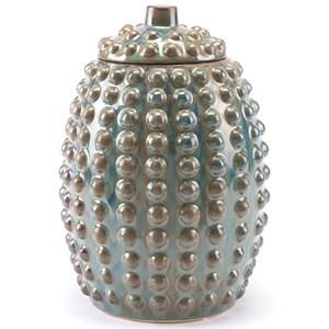 Zuo Bottles and Jars Pinecone Jar Large