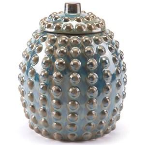 Zuo Bottles and Jars Pinecone Jar Medium