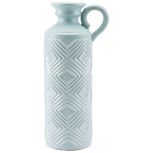 Zuo Bottles and Jars Herringbone Bottle Large