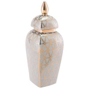 Zuo Bottles and Jars Link Temple Jar Large