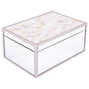Zuo Boxes, Bowls and Trays Mop Mirror Box